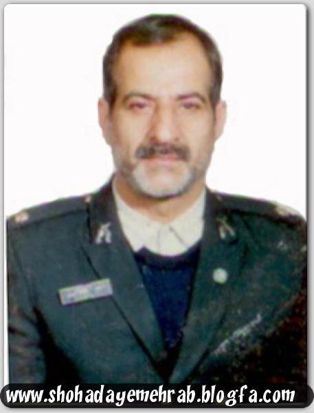 عکس هایی از شهید مسعود خادم الحسینی